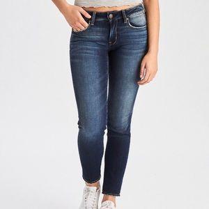 SALE ‼️‼️ dark wash super skinny jeans